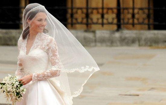 Veiled Beauty for wedding