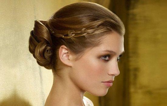 girls updo hairstyles