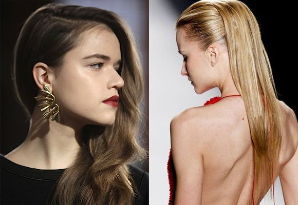 NYFW Fall 2019 Beauty Trends for Hair and Makeup - Allure