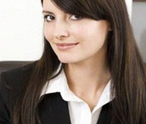 Hairstyles for professional young women.