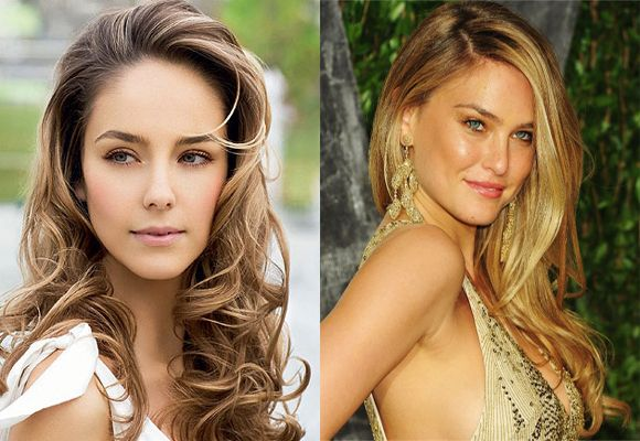 Loose and Wavy long blonde hairstyles