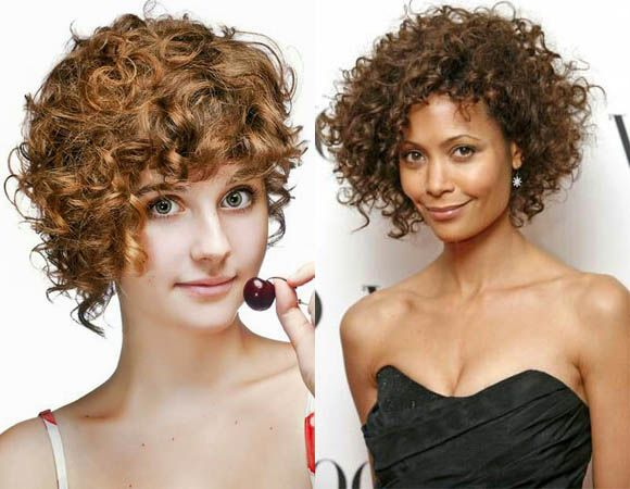 Natural curly hairstyles for women