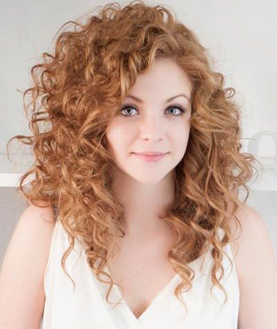 cool Soft curls styles