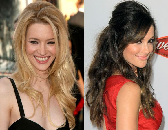 long layered bouffant hairstyles