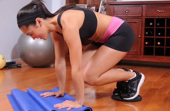 Exercise Routine before wedding