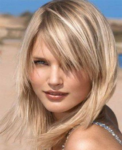 Cute Hairstyles For Fat Faces Women Stylezco