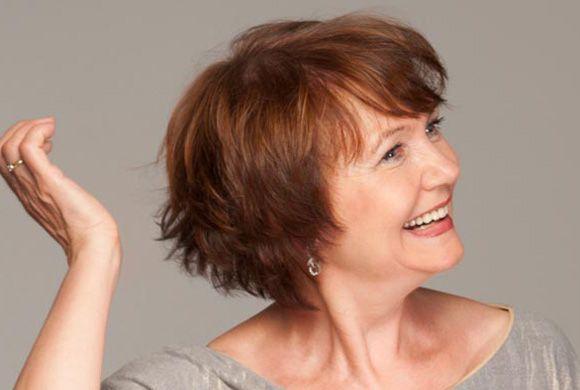 Latest Short Hairstyles for Older Women