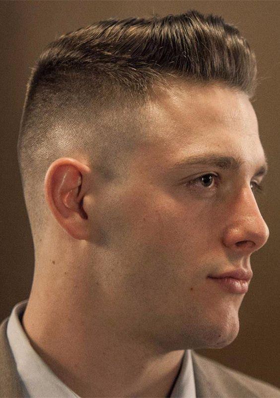 Boys undercut hairstyles 2018