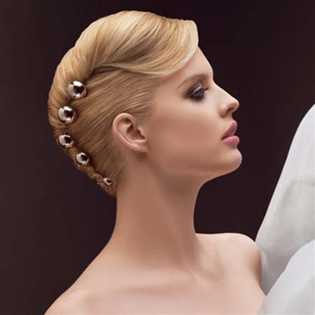 French twists Romantic Long Hairs for Prom 2015