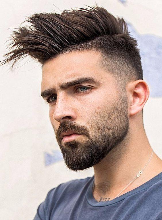 Best boys spiky hairstyles 2018