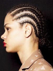 Natural braids for black women 2018