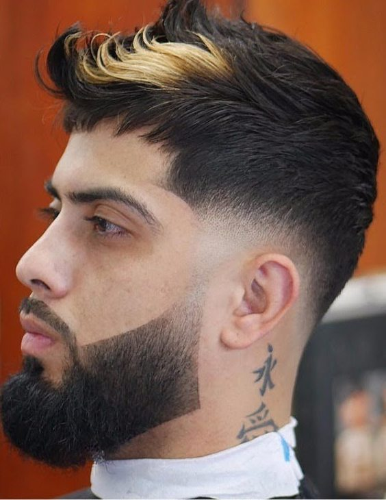 Short side cropped boys haircuts 2018