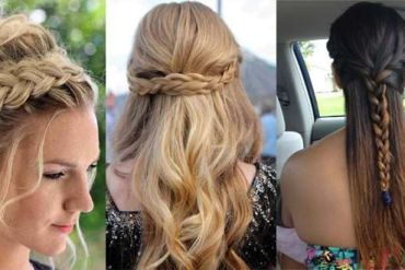 French Braid Hairstyles Trends
