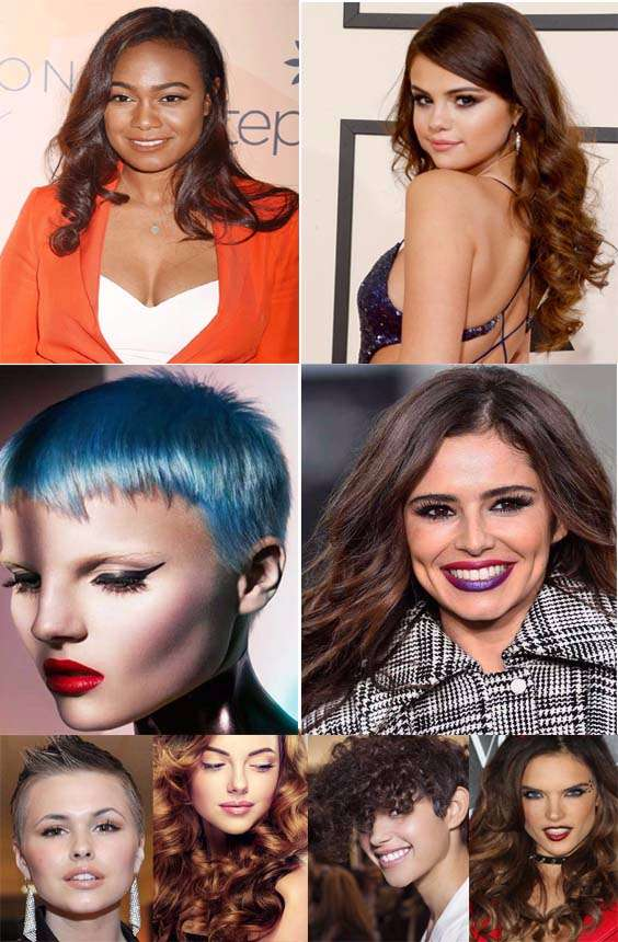 Modern Ideas of Autumn Winter Haircuts 2017 2018