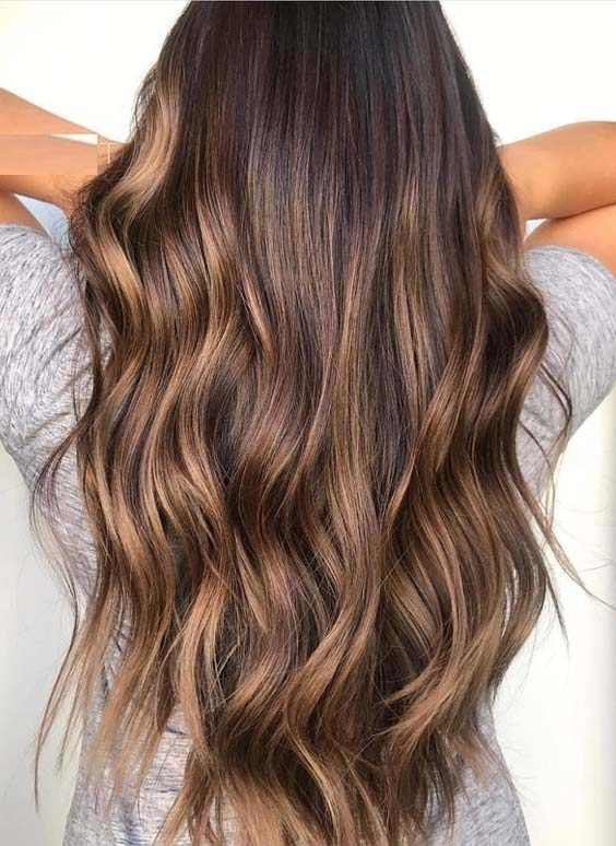 Balayage Hair Colors for 2018