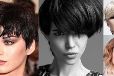Best Short Haircuts and Hairstyles 2018