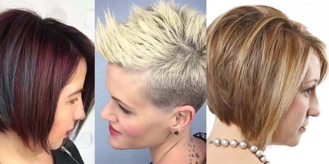 Best Short Hairstyles Ideas in 2018