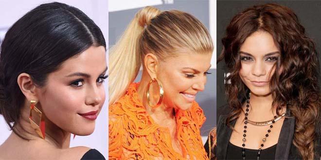 Top 10 Celebrity Hairstyles Trends Ideas In 2018 Stylezco