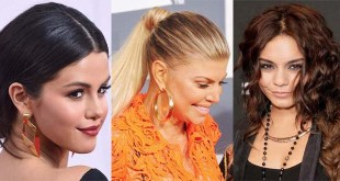 Celebrities Hairstyles Trends & Ideas 2018