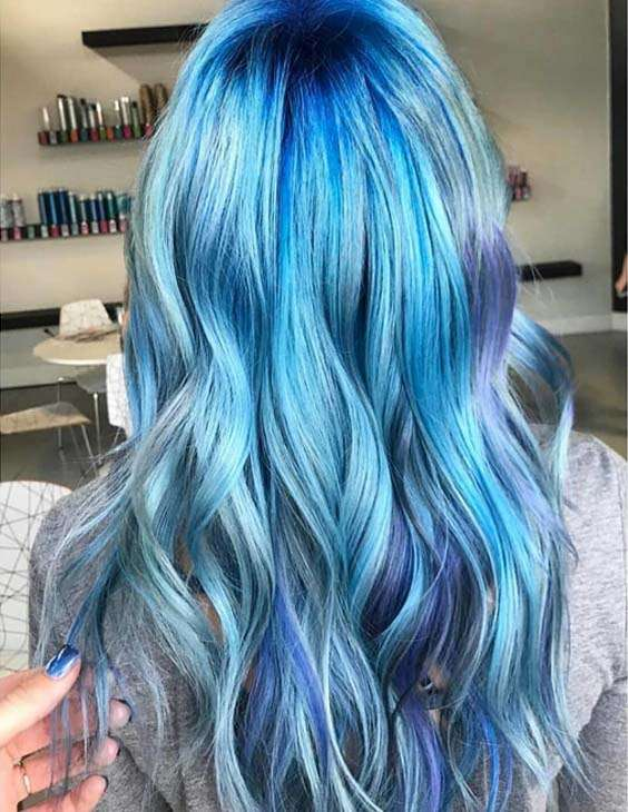 Hair Color Ideas for Long Hair 2018
