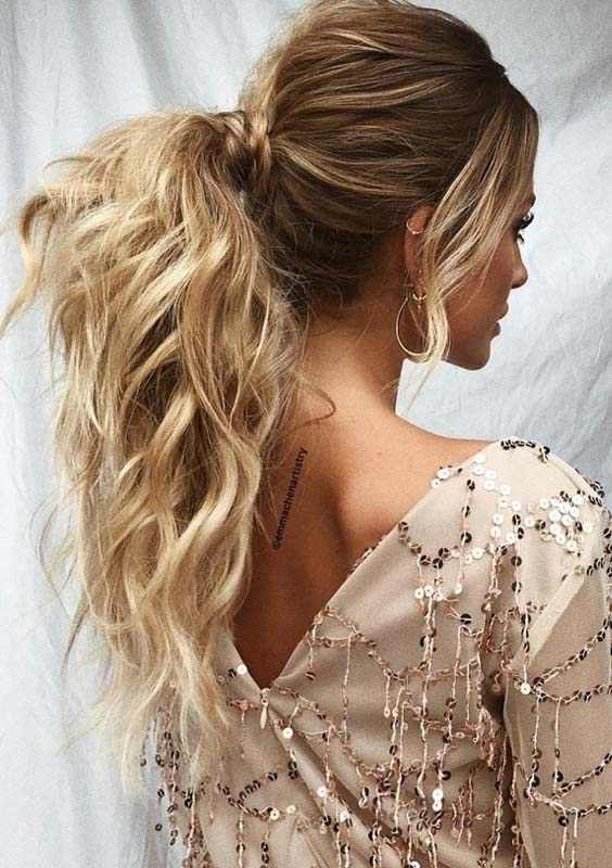 Long Ponytail Hairstyles for 2018