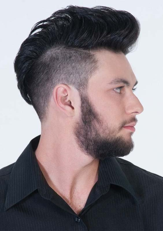 Oseledets Hairstyles for Men 2018