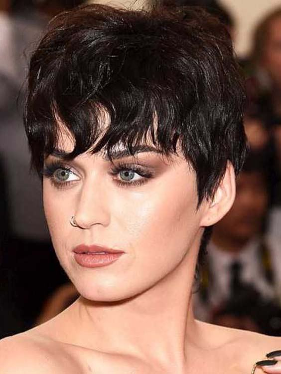 Short Black Pixie Haircuts 2018