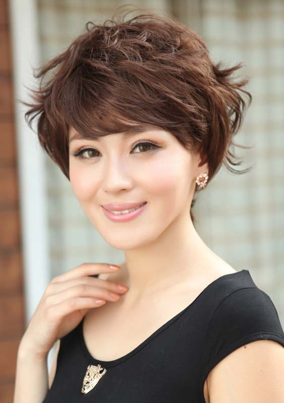 Short Fluffy Hairstyles for 2018