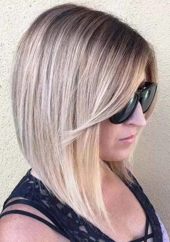 Silky Shoulder Length Hairstyles for 2018