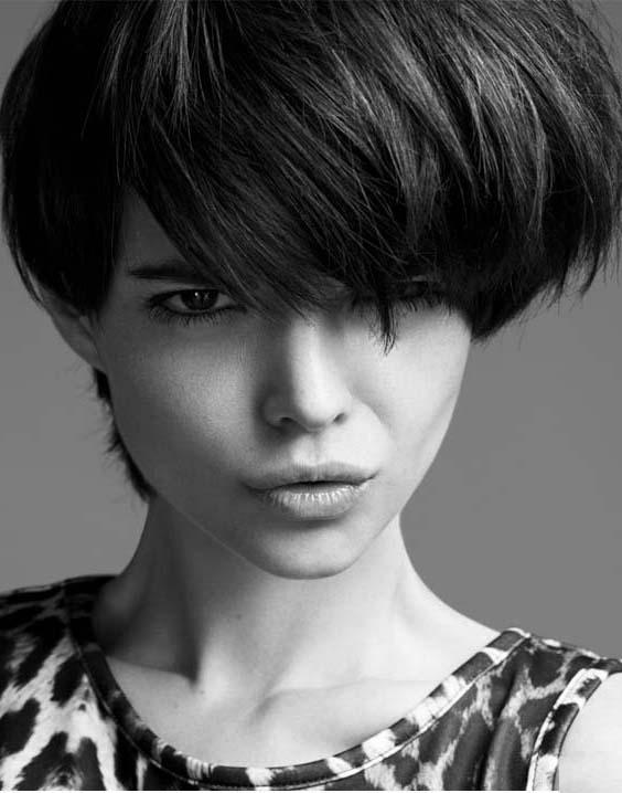 Sleek Short Haircuts in 2018
