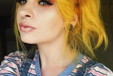 Absolutely Perfect Yellow Hair Color Ideas for 2018