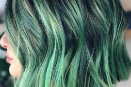 Blunt Grunge Bob Haircuts in 2018
