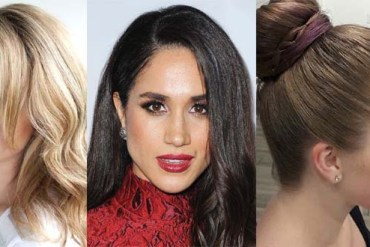 Fall-Autumn Hairstyles for 2018