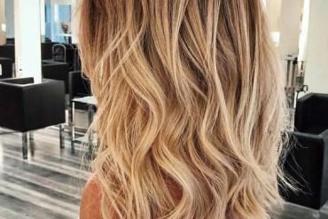 Golden Blonde Hair Color Ideas for 2018