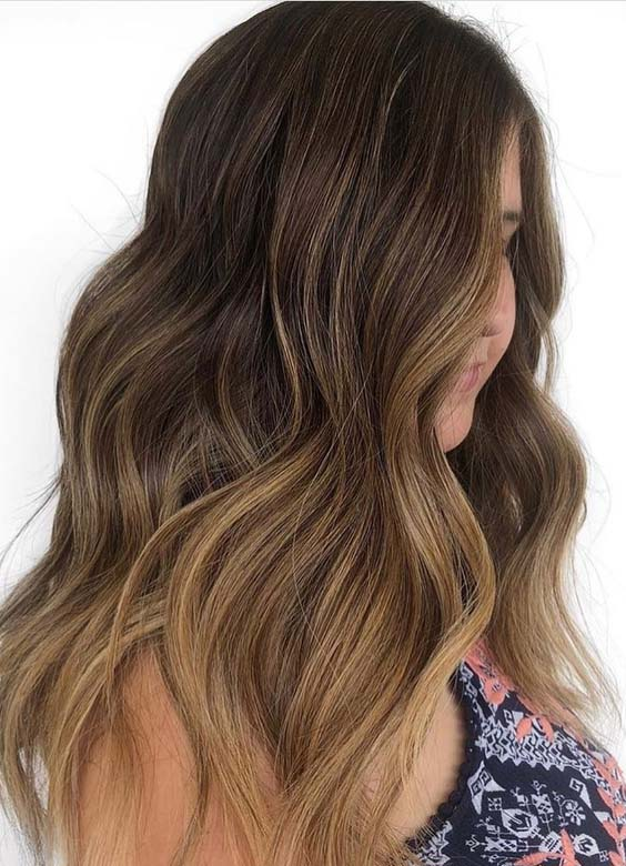 Best Honey Brown Hair Color Ideas To Try In 2018 Stylezco