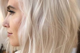 Platinum Blonde Bob Haircuts for 2018