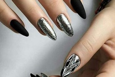 Amazing Look of Modern Nail Art Ideas for Stylish Girls In 2018