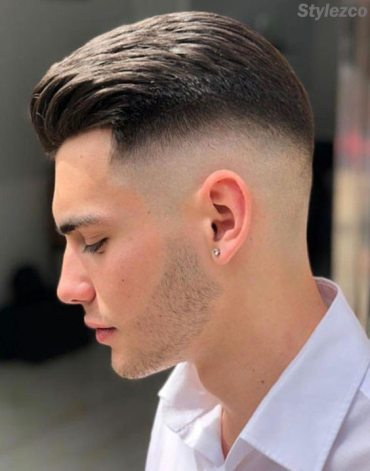 Coolest & Modern Ideas of Men's Hairstyles for 2018 with Stylish Look