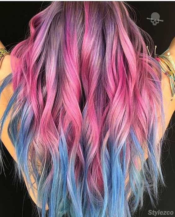 Famous Pulp Riot Hair Color Ideas You Can't See In 2018
