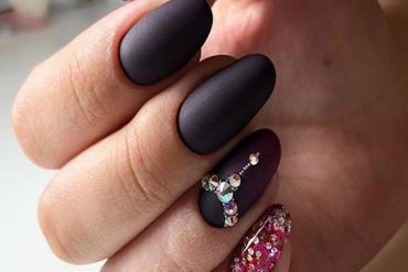 Pretty Nail Art Designs & Styles for 2018 Girls