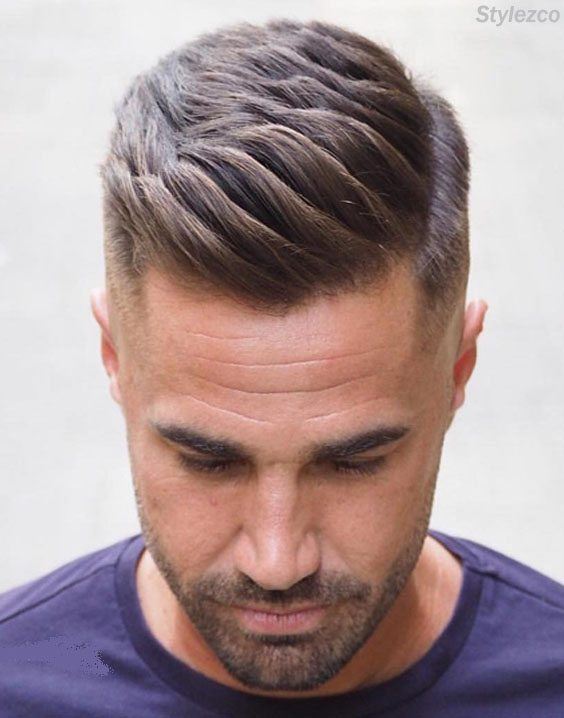 Fresh Ideas of Men's Haircuts & Hairstyles for 2018