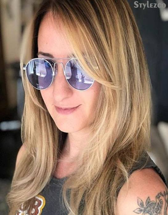 Brighten Up Balayage Hairstyles To Update Your Look
