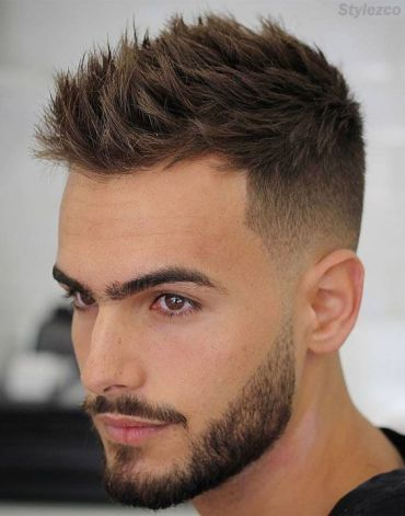 Unique Short Haircuts Ideas for Men's To Copy In 2018