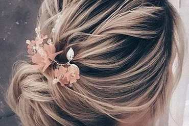 Brilliant Wedding Hair Trends for Medium & Long Hairstyles