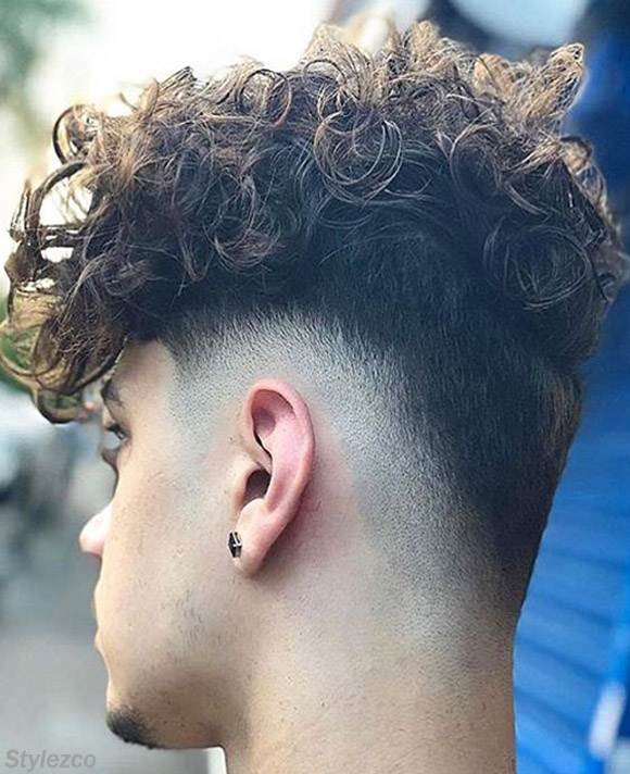 Super Cool Curly Men Hairstyles & Haircuts For Stylish Boys