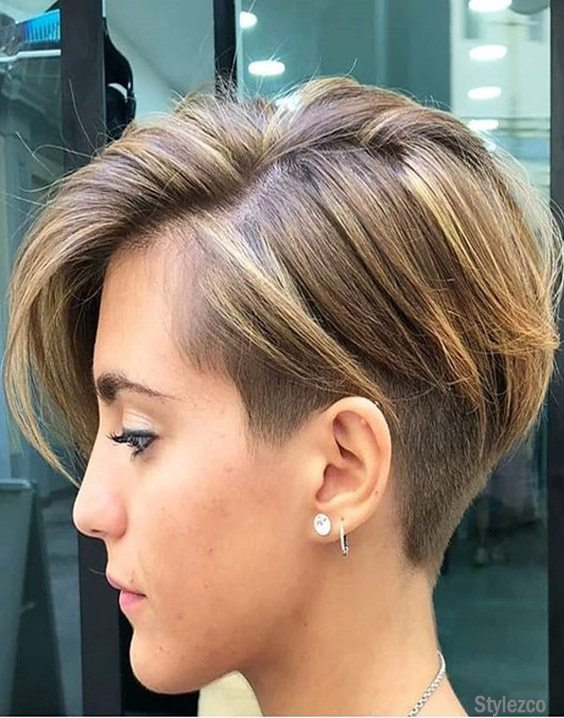 Adorable Short Haircuts \u0026 Style for Girls In 2018