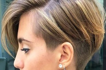Adorable Short Haircuts & Style for Girls In 2018