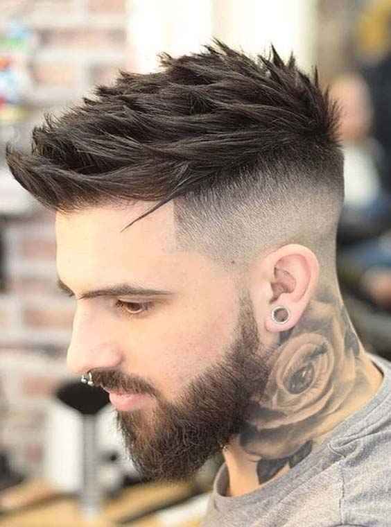 Coolest Short Hairstyles & Haircuts for Men in 2018 | Stylezco