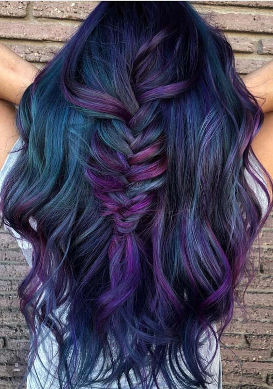 Most Amazing Hair Colors & Hairstyles Trends for 2018   Stylezco