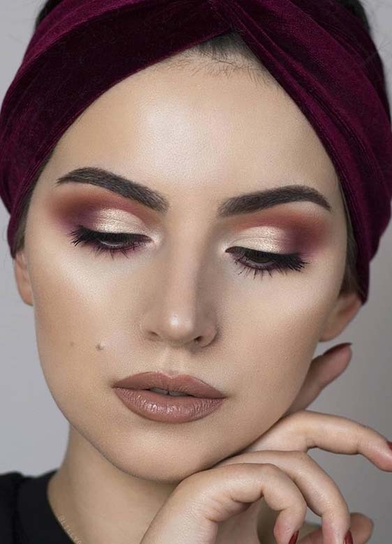 Latest Make Up Ideas for Girls 2018